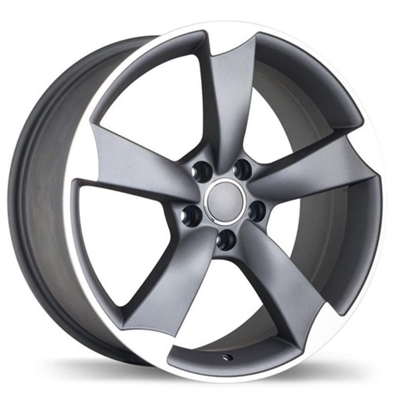 optional wheels ANVERSA GD GRAPHITE DIAMANTATO