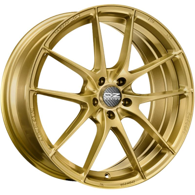 oz racing LEGGERA HLT RACE GOLD