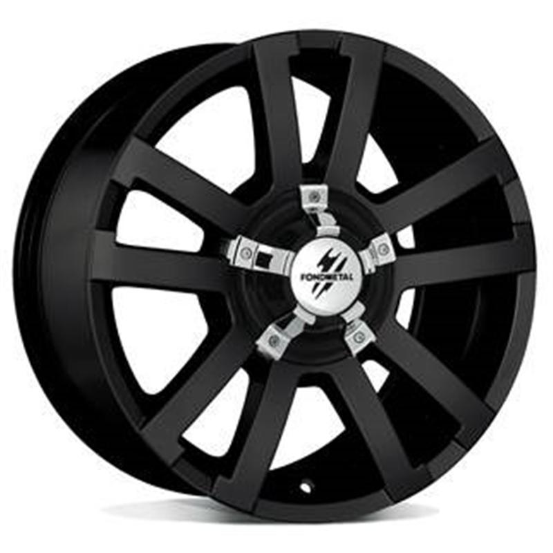fondmetal 7700 MATT BLACK