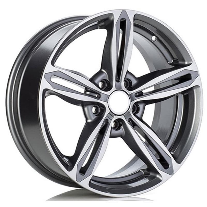optional wheels DEVIL AP ANTRACITE POLISHED