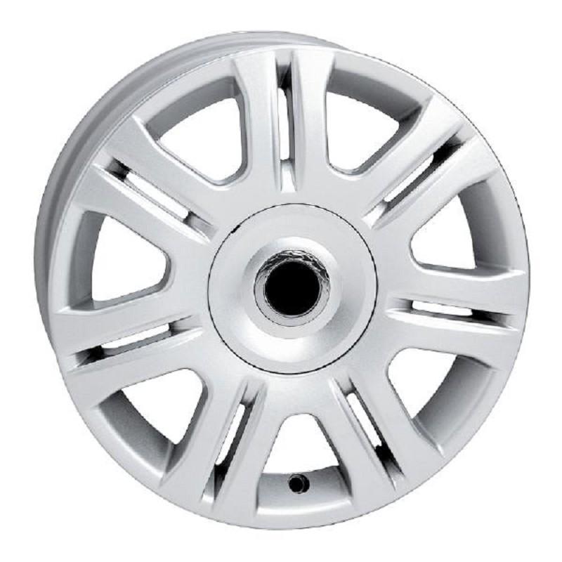 optional wheels FI236 ORIGINALE FIAT DIFETTOSI D'ASPETTO SILVER