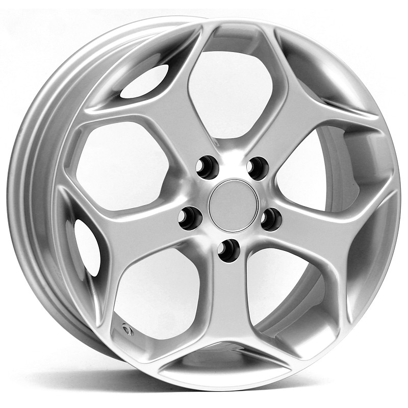 optional wheels FORCE SILVER