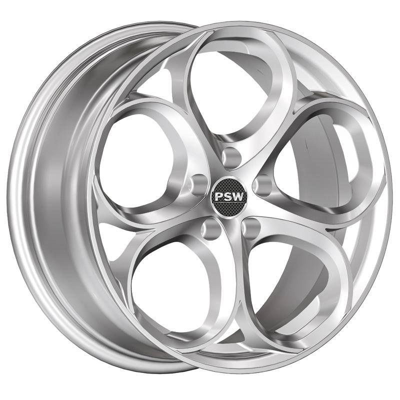 optional wheels PSDUB SILVER