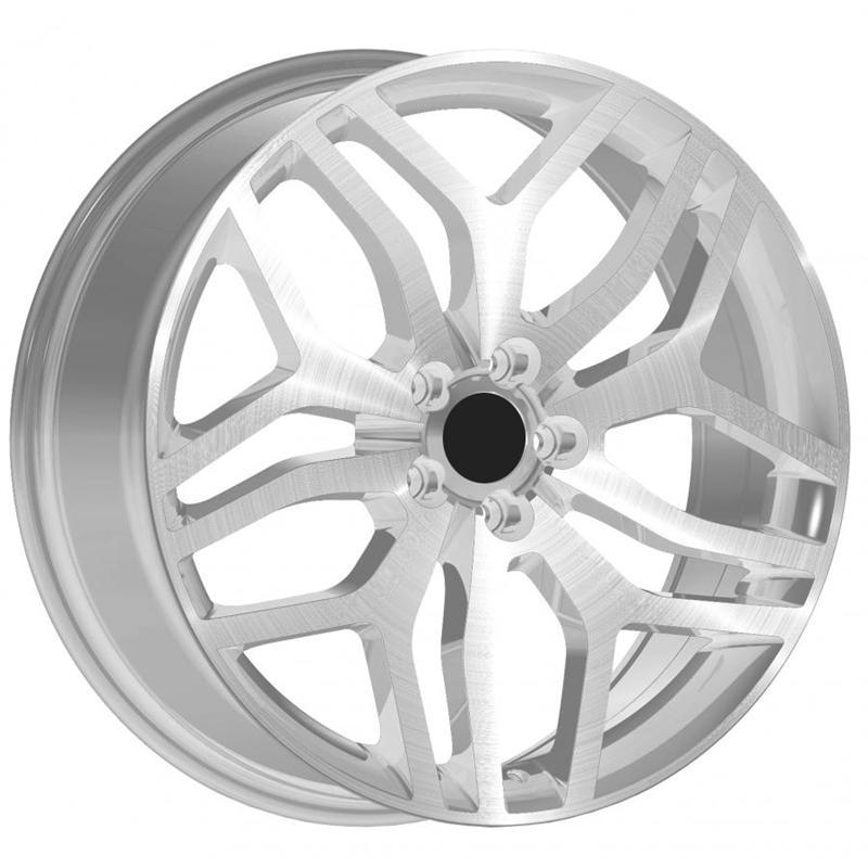 optional wheels PSDHA - DEDICATED RANGE - (Omol ECE) SILVER