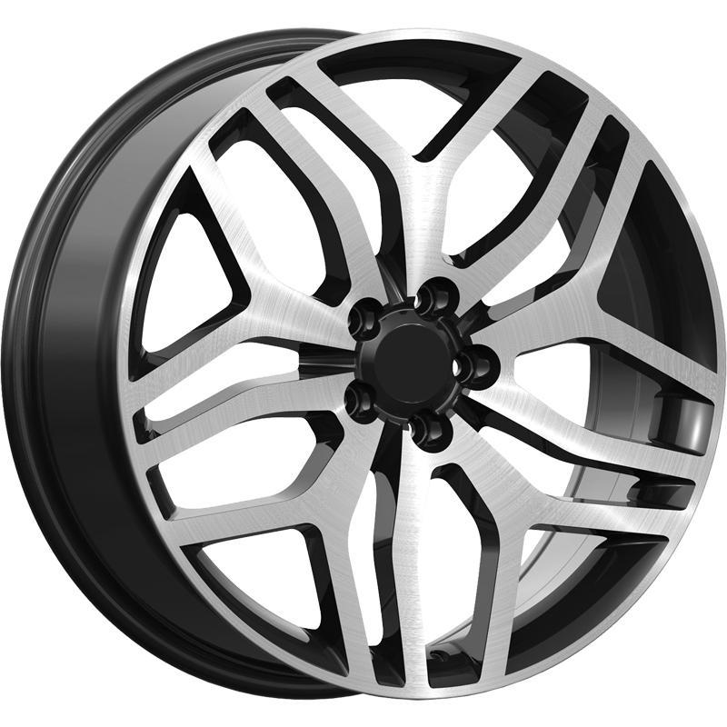 optional wheels PSDHA - DEDICATED RANGE - (Omol ECE) GUN METAL POLISHED