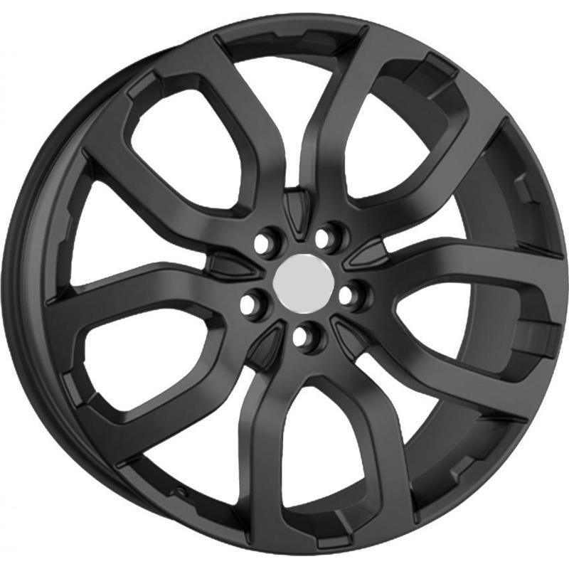 optional wheels PSQTR - DEDICATED RANGE - (Omol ECE) MATT BLACK