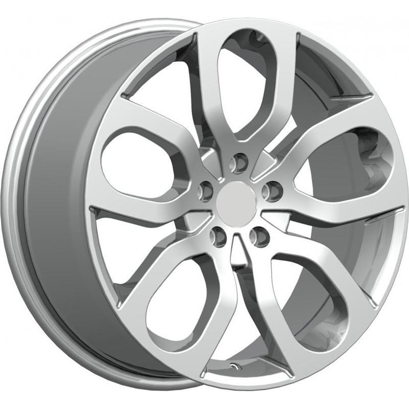 optional wheels PSRYD - DEDICATED RANGE - (Omol ECE) SILVER
