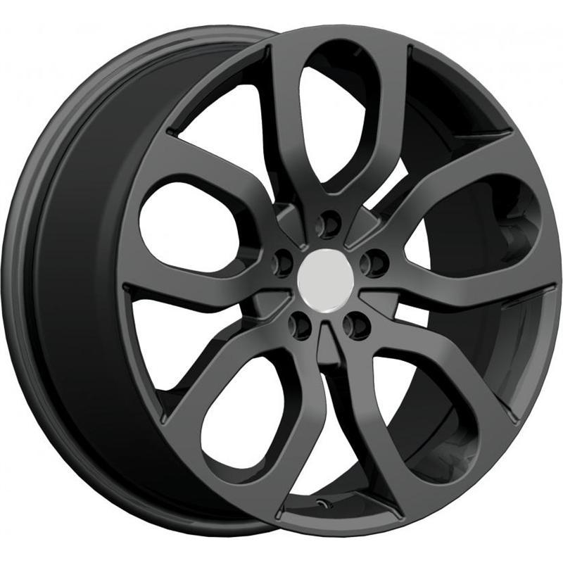 optional wheels PSRYD - DEDICATED RANGE - (Omol ECE) MATT BLACK