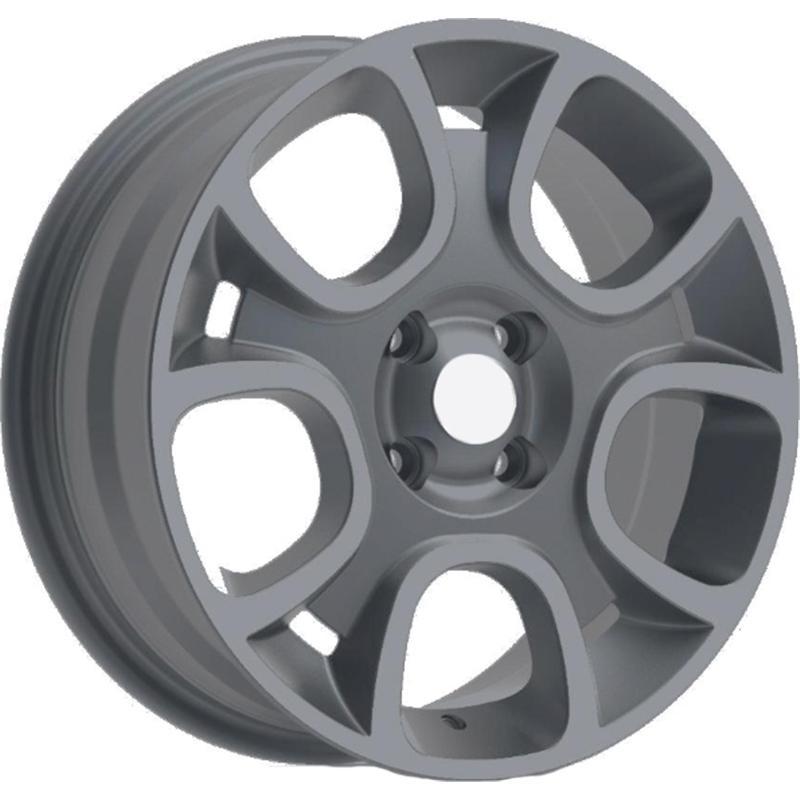 optional wheels PSSEA - DEDICATED FIAT - (Omol ECE) ANTHRACITE