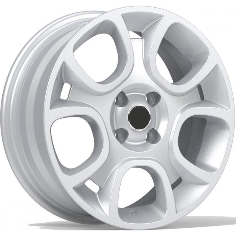 optional wheels PSSEA - DEDICATED FIAT - (Omol ECE) SILVER