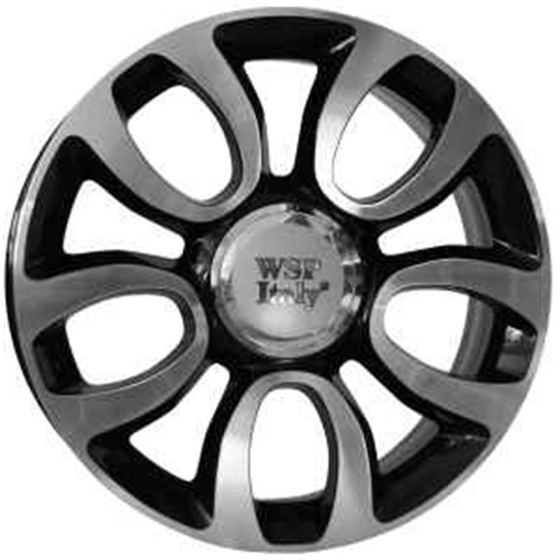wsp italy W167 ERCOLANO BLACK MIRROR