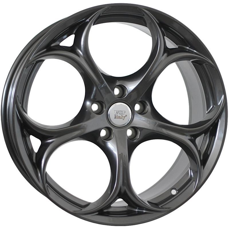 optional wheels W258 FEDRO MATT DARK GRAPHITE