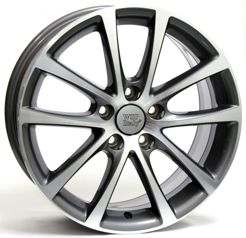wsp italy W454 EOS RIACE ANTHRACITE