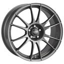 Oz Racing Ultraleggera Matt Graphite Silver