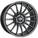 Oz Racing Superturismo Dakar Matt Graphite