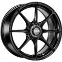 Oz Racing Formula Hlt Matt Black