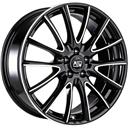 Msw 86 Gloss Black Full Polished