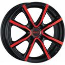 Mak Milano 4 Black And Red