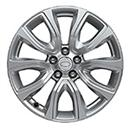 Originale Land Rover Oe Evoque Nuovo Smontato Silverlook