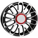 Psw Psso - Dedicated Fiat - (Omol Ece) Glossy Black Polished