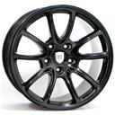 Optional Wheels W1052 Corsair Gt3/Rs Fl.F Glossy Black