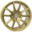Optional Wheels W1052 Corsair Gt3/Rs Fl.F Gold