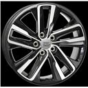 Optional Wheels W1152 Nemo Glossy Black Polished