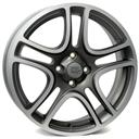 Optional Wheels W160 Erato Matt Grey Polished