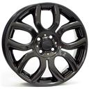 Optional Wheels W1650 Elena Diamond Black