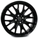 Optional Wheels W1653 Rivers Glossy Black