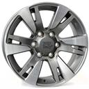 Optional Wheels W1765 Venere Hyper Silver