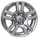 Optional Wheels W1766 Era Silver