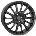 Optional Wheels W254 Fire Mito Matt Gun Metal