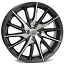 Optional Wheels W254 Fire Mito Anthracite