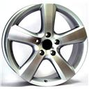 Optional Wheels W451 Dhaka Silver