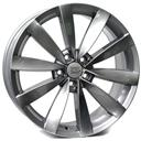 Optional Wheels W457 Rostock Silver