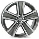 Optional Wheels W463 Cross Polo Anthracite