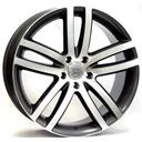 Optional Wheels W551 q7 Wien 4.2 Anthracite