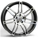 Optional Wheels W557 s8 Cosma Two Anthracite