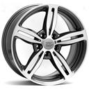 Optional Wheels W652 Agropoli Anthracite