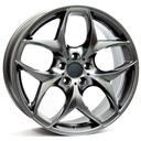 Optional Wheels W669 Holywood Dark Silver