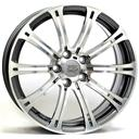 Optional Wheels W670 m3 Luxor Anthracite