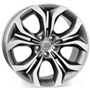 Optional Wheels W674 Aura Anthracite
