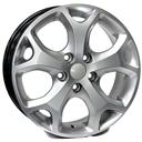 Optional Wheels W950 Max - Mexico Hyper Silver