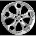 Optional Wheels W956 Desna Silver