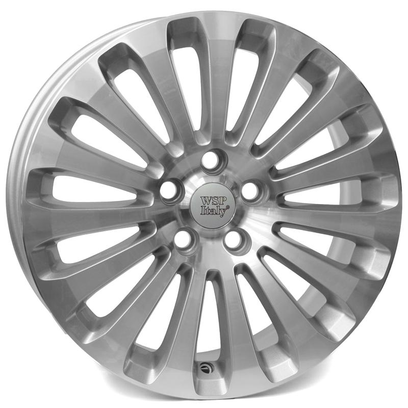 wsp italy AGER9FO53 AGER SILVER POLISHED