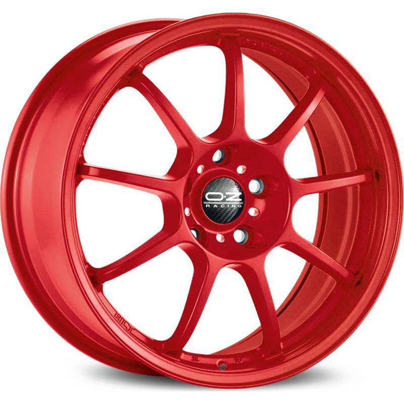oz racing ALLEGGERITA HLT 4F RED