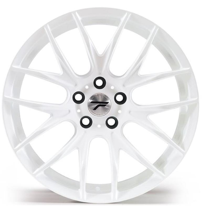 mc wheels MISTRAL WHITE