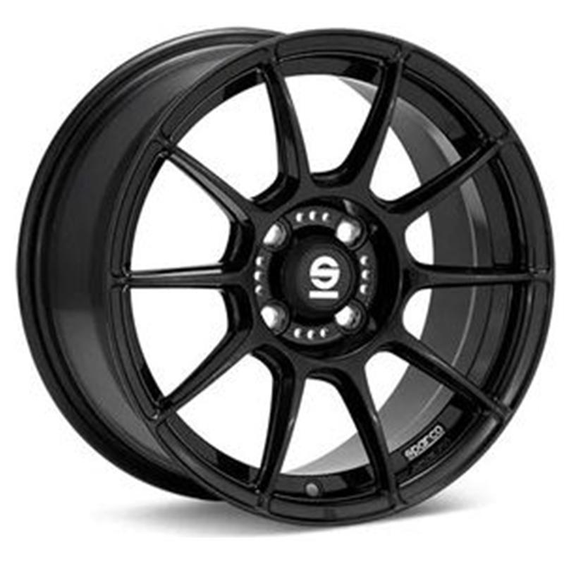 sparco FF 1 GLOSSY BLACK