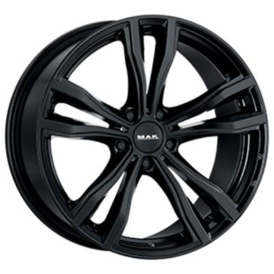 X-MODE GLOSSY BLACK 5 foriLand Rover Discovery 2020
